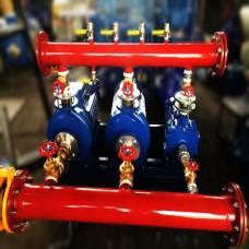 بوستر پمپ آتشنشانی لوارا ایتالیا CEAM 210/2